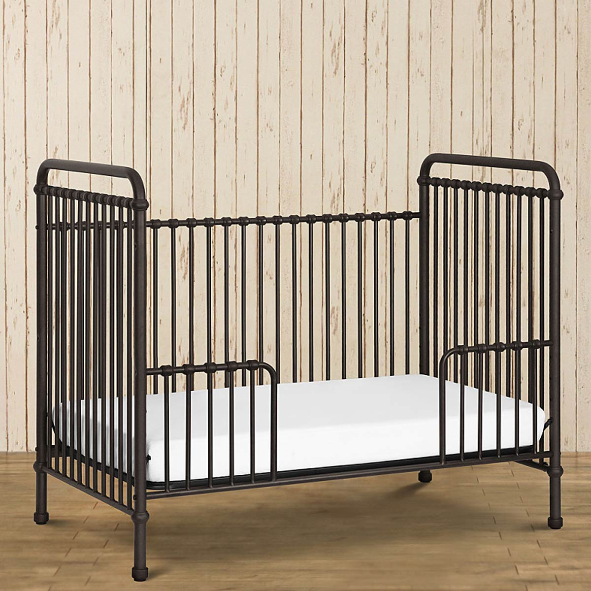 Franklin and Ben Abigail 3-in-1 Convertible Crib with Toddler Bed ...