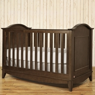Franklin & Ben Arlington Convertible Crib in Rustic Brown