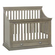 Franklin & Ben Mason Convertible Crib in Greystone
