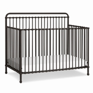Franklin & Ben Winston Convertible Crib in Vintage Iron