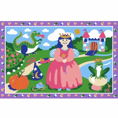 Fun Rugs Happily Ever After Rug 19