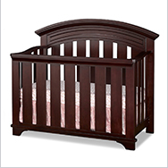 Geneva Convertible Crib Collection by Westwood Design