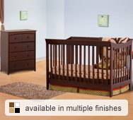 Giovanna Convertible Crib Collection by Storkcraft