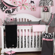Girly Crib Bedding Collection by Cottontale Designs