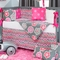 Glenna Jean Addison 4 Piece Crib Set