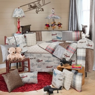 Fly By Bedding Collection by Glenna Jean