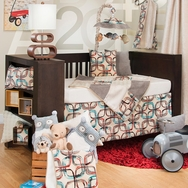 Jetson Bedding Collection by Glenna Jean