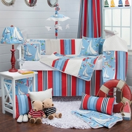 Set Sail Bedding Collection by Glenna Jean