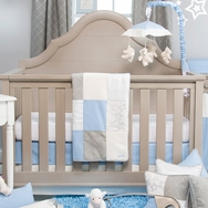 Starlight Bedding Collection by Glenna Jean
