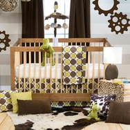 Urban Cowboy Bedding Collection by Glenna Jean
