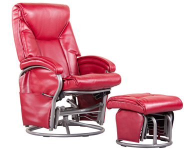Glider Ottoman Combo Collection