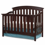 Graco Arlington Convertible Crib in Cherry