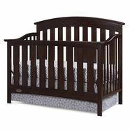 Graco Arlington Convertible Crib in Espresso