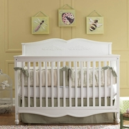 Graco Crib Victoria Convertible Crib in White