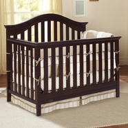 Graco Cribs Bryson Convertible Crib in Espresso