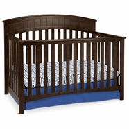 Graco Charleston Crib in Espresso
