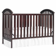 Graco Freeport Crib in Espresso