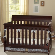 Graco Cribs Hartford Convertible Crib in Espresso