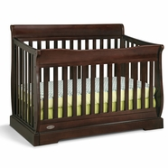 Graco Maple Ridge Crib in Espresso