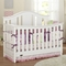 Graco Cribs Nottingham Convertible Crib in Classic White