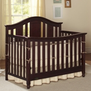 Graco Cribs Nottingham Convertible Crib in Espresso