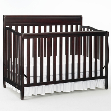 Graco Cribs Stanton 4 In 1 Convertible Crib Cherry Click To Enlarge