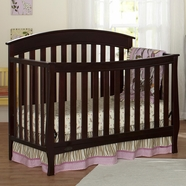 Graco Cribs Suri Convertible Crib in Espresso