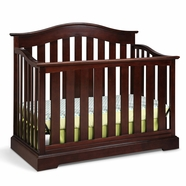 Graco Westbrook Crib in Espresso