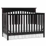 Graco Hayden 4-in-1 Convertible Crib in Espresso