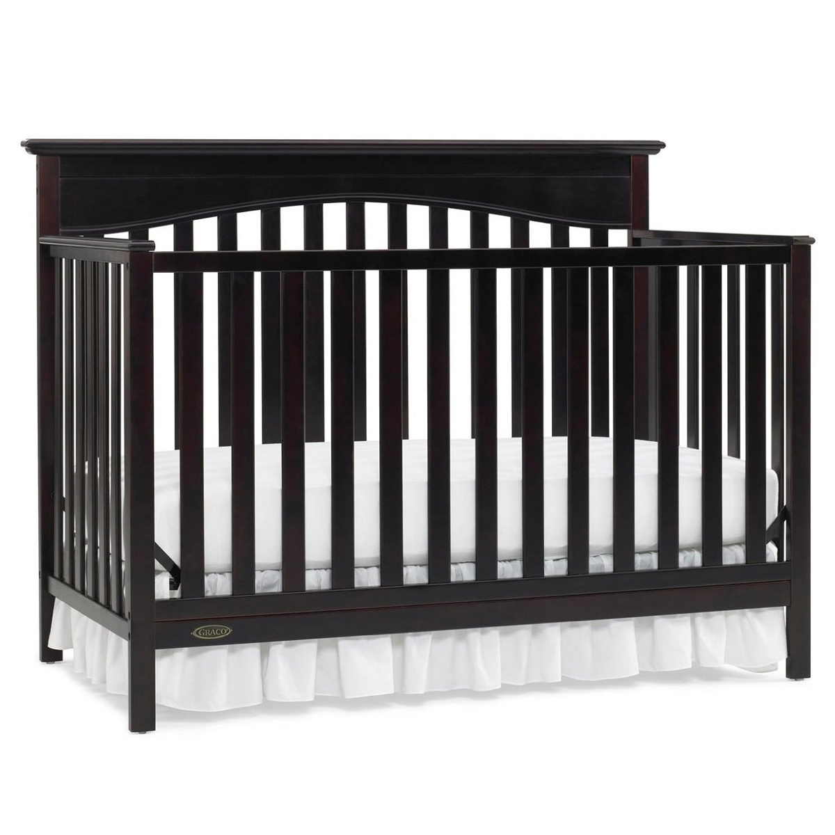best westbrook for mattress cribs great graco crib in convertible