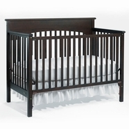 Graco Lauren Crib in Espresso