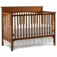 Graco Lauren Crib in Walnut