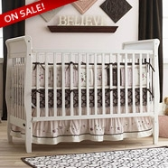 Graco Sarah Crib in White