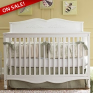 Graco Victoria Crib Sets in White