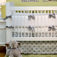 Gray Baby Crib Bedding Collections