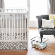 Gray Safari Bedding Collection by New Arrivals