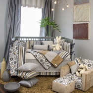 Grayson Crib Bedding Collection by Glenna Jean
