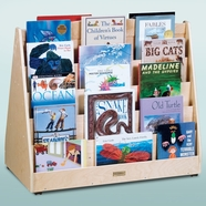 Guidecraft Double-Sided Book Browser