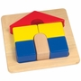 Guidecraft House Chunky Puzzles