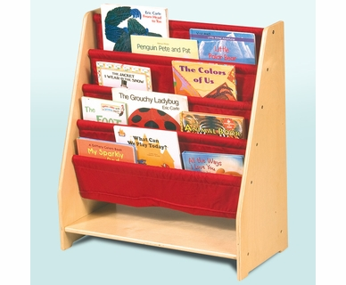 Guidecraft Single Canvas Book Display