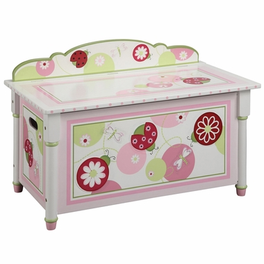 Guidecraft Sweetie Pie Toy Box FREE SHIPPING