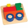 Guidecraft Train Chunky Puzzles