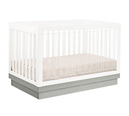 Harlow Crib Collection by Babyletto