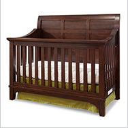 Hayden Convertible Crib Collection by Westwood Design