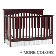 Hayden Convertible Crib Collection by Graco Cribs