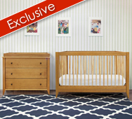 Highland Convertible Crib Collection by DaVinci