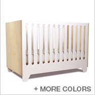 Hiya Crib Collection by Spot On Square