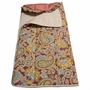 Hoohobbers Flirty Flowers Pink Sleeping Bag