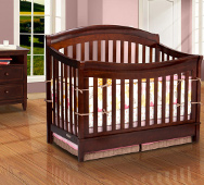 Horizon Crib Collection by Simmons