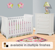 Hutton Crib Collection by Simmons